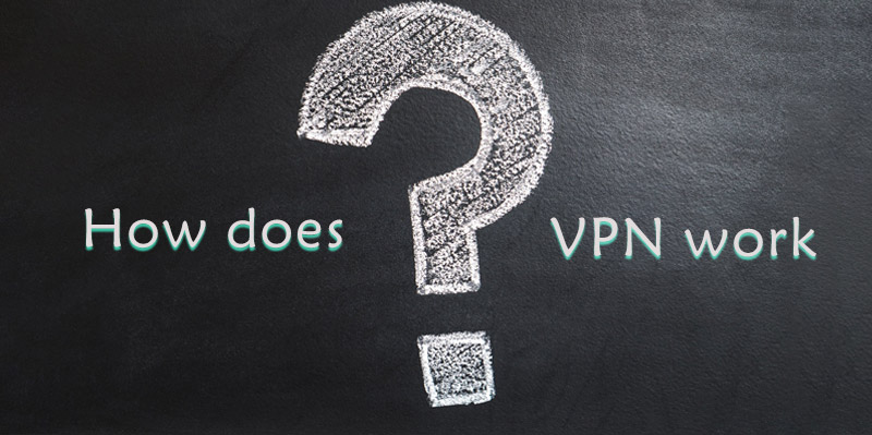 How does VPN Work? Technical VPN Workflows for Phone, PC, Wifi Explained