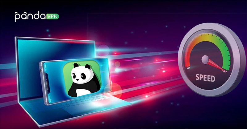 PandaVPN Fast Speed