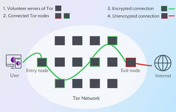 Tor workflow
