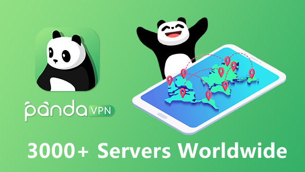 PandaVPN Servers