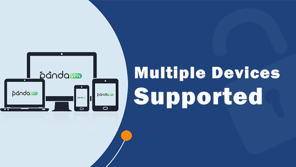 Pandavpn Supports multiple Devices